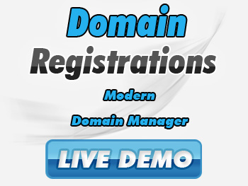 Inexpensive domain registrations & transfers